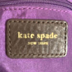 kate spade Bags - Kate Spade leather shoulder bag
